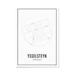 YSSELSTEYN PRINT A4 WIJCK