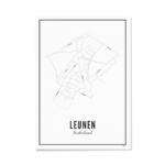 LEUNEN PRINT 50x70 WIJCK