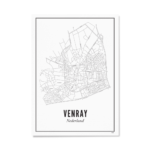 VENRAY PRINT 50x70 WIJCK