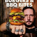 SMOKEY GOODNESS BURGERS & BBQ BITES BOOK