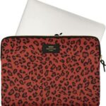 LAPTOP SLEEVE PANTHER RED 15 INCH