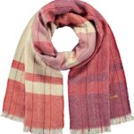 VENICE SCARF PINK ONE SIZE