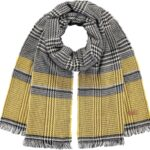 NEMESIA SCARF YELLOW ONE SIZE