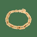 Chain me up bracelet gold