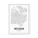 AMSTERDAM PRINT A4 WIJCK