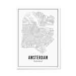 AMSTERDAM PRINT A3 WIJCK