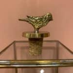 HV BOTTLE CAP BIRD
