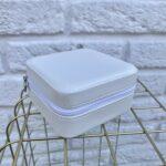 JEWELRY BOX WHITE